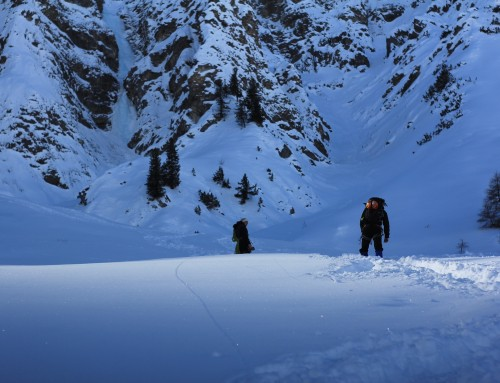 Zimą w górach – bezpieczeństwo na szlaku