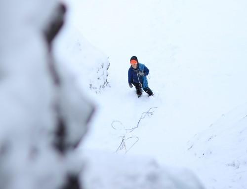 Góry zimą -taktyka, dobór celów wycieczek, niebezpieczeństwa