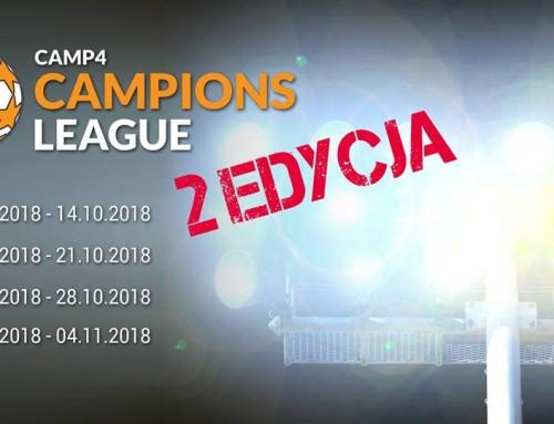 Nowa edycja CAMPions ligue