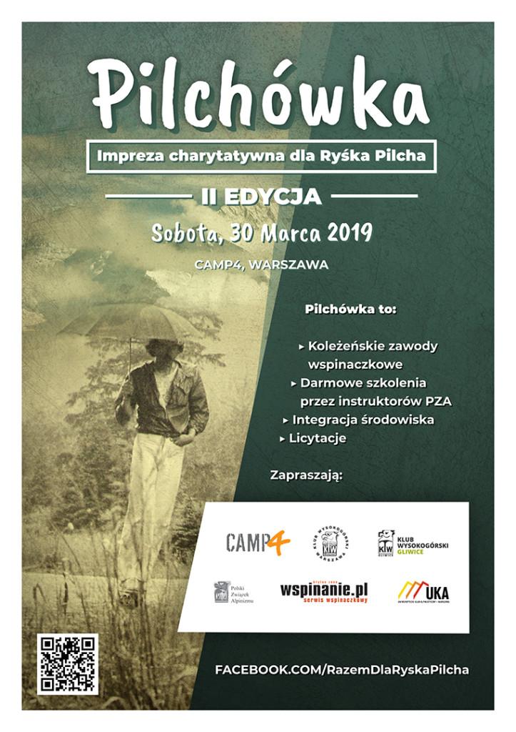 30 Marca Pilchowka Impreza Charytatywna Scianka Wspinaczkowa Camp4