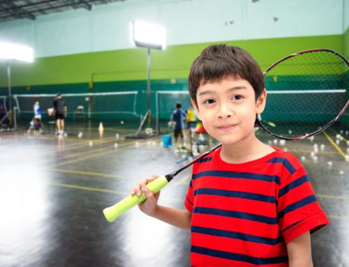 Badminton na Ursynowie