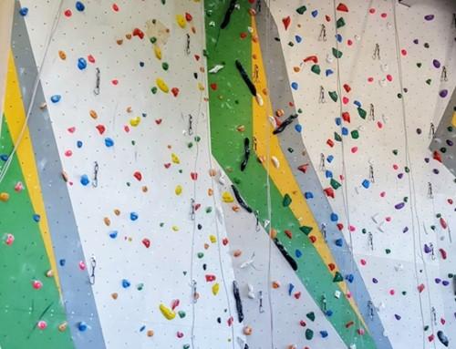Nowe drogi na ścianie w liną