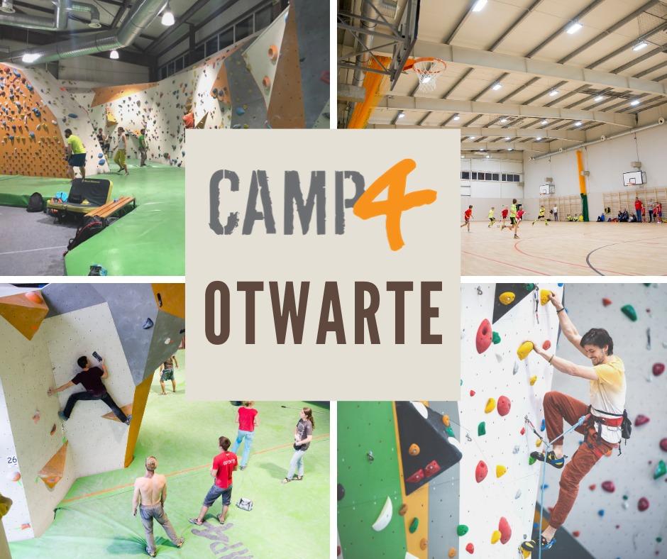Otwieramy Camp4